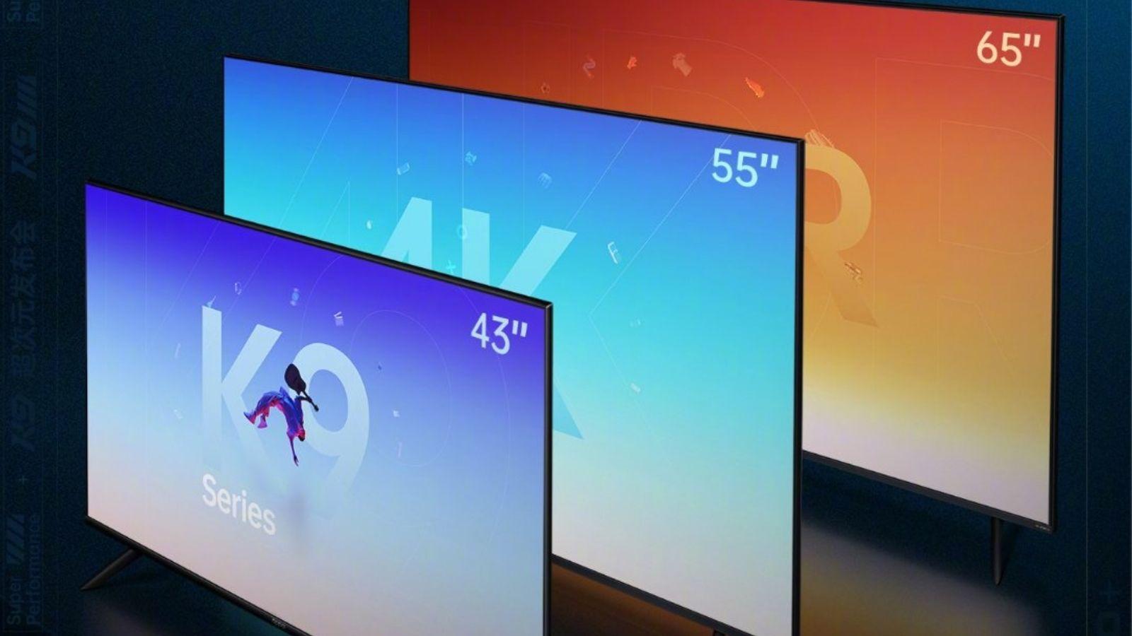 Oppo K9 Smart TV