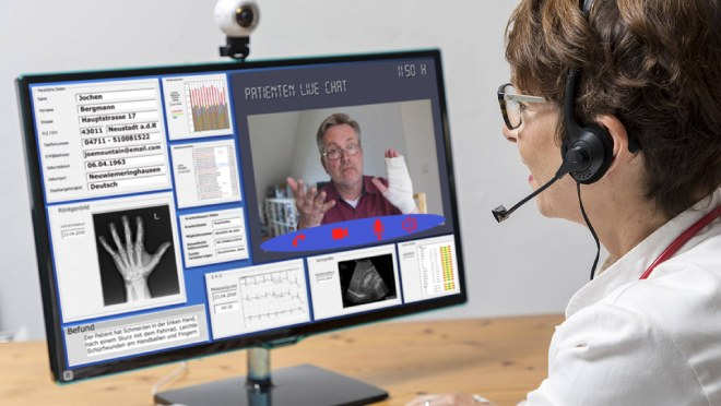 Patient Remote Monitoring
