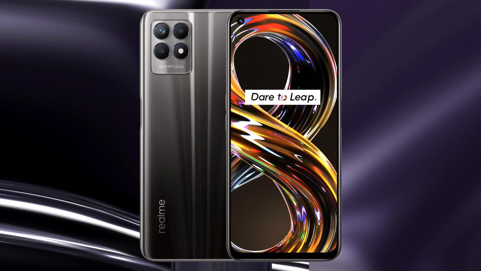 Realme 8i Smartphone