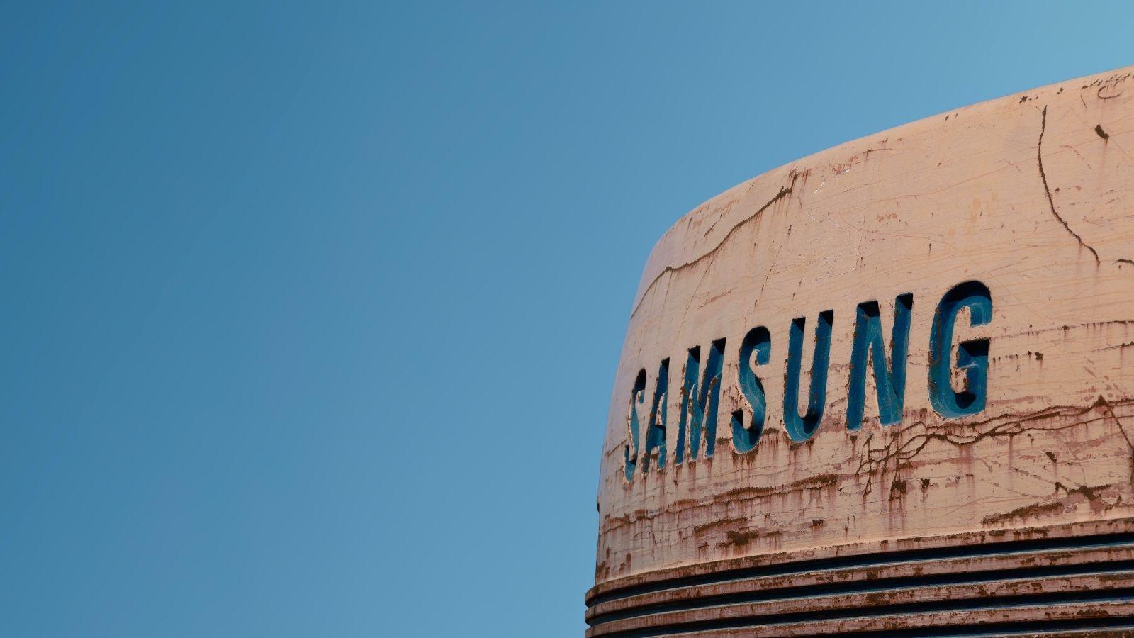 Samsung Brown BG