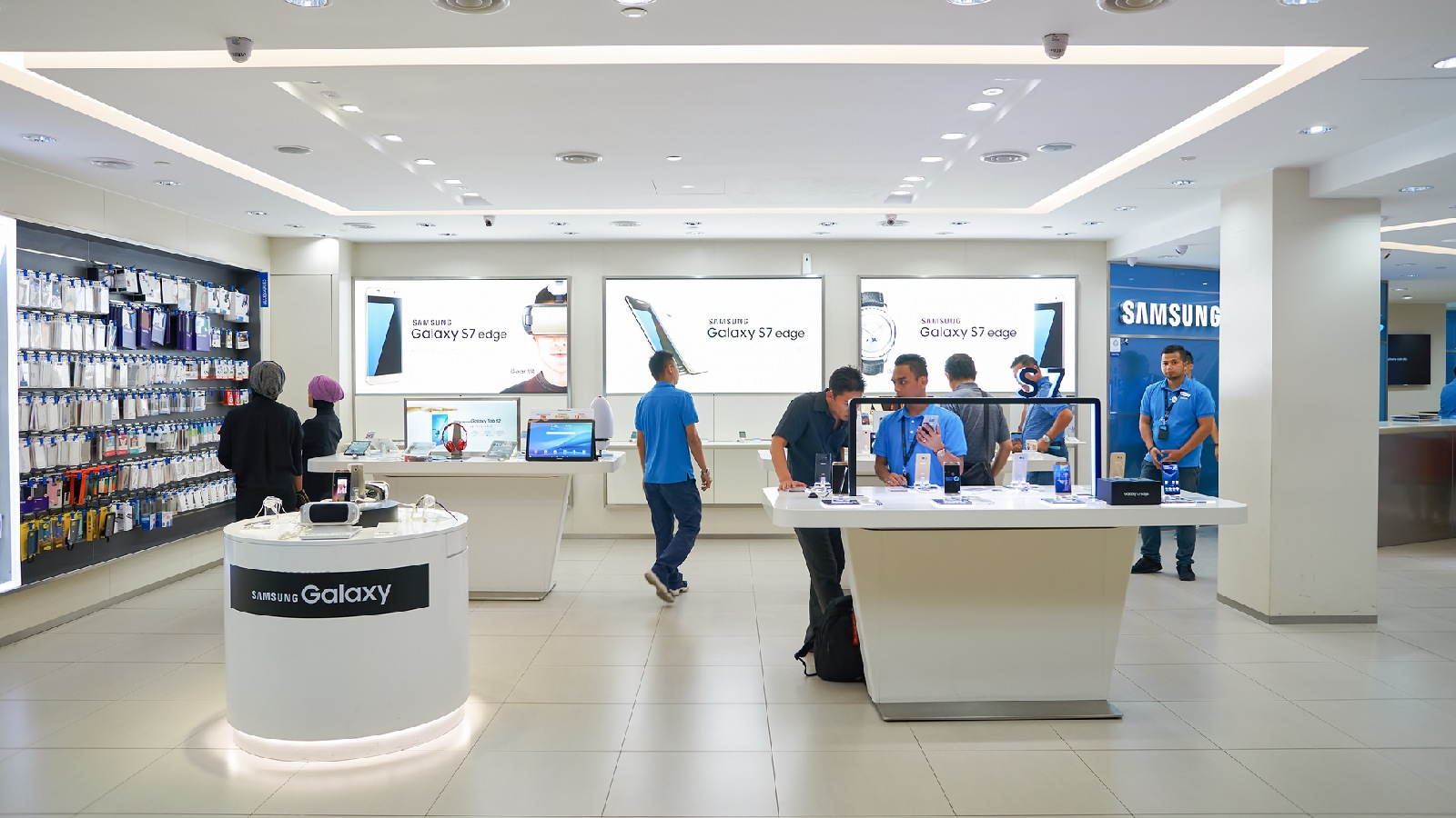 Samsung LED Screen