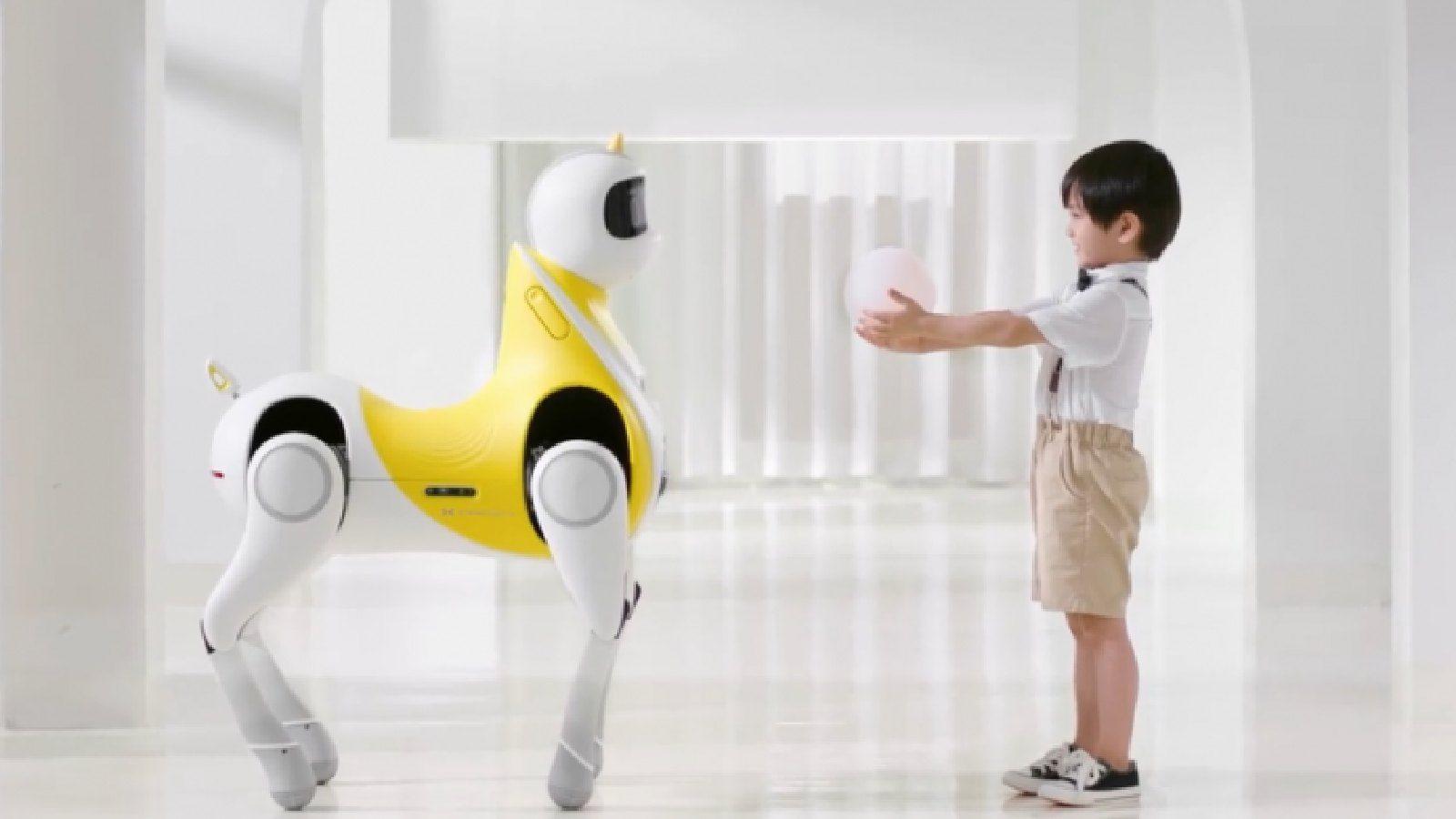 Smart Robot Horse