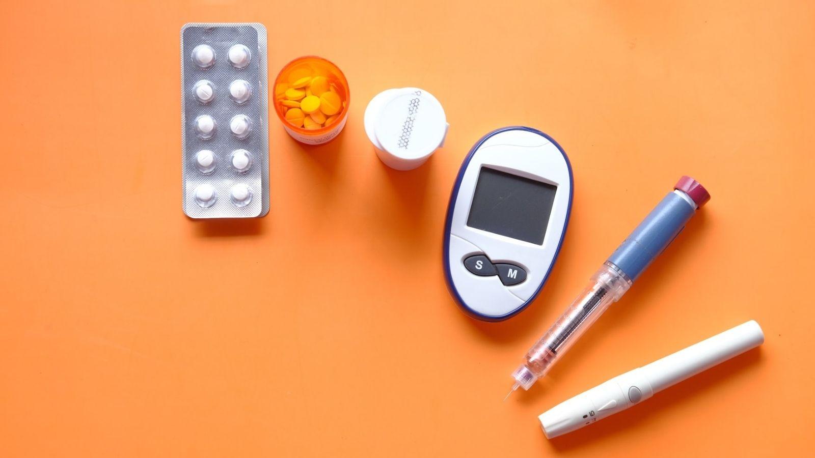 Stroke Medicines And Insulin
