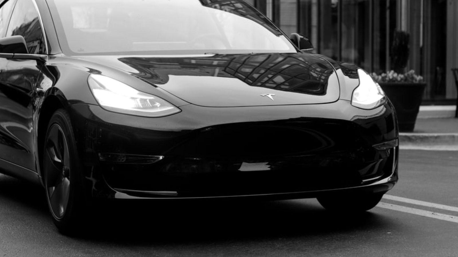 Tesla self driving chip