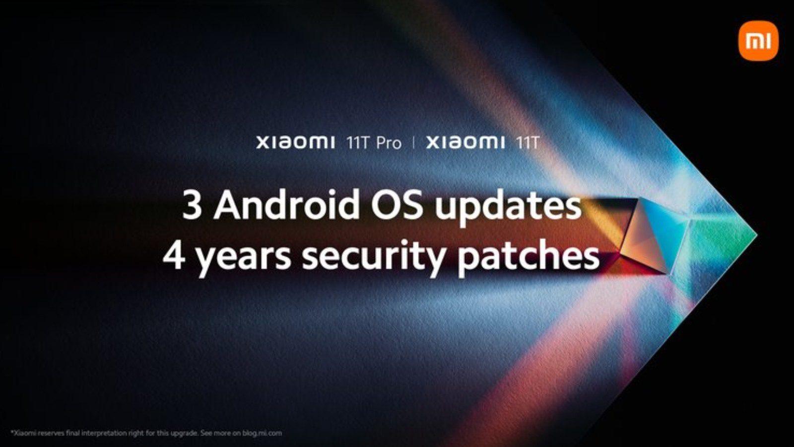 Xiaomi 11 Series Security Patch
