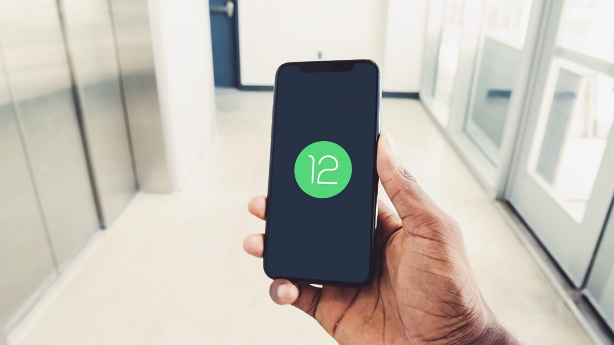 Android 12 launch