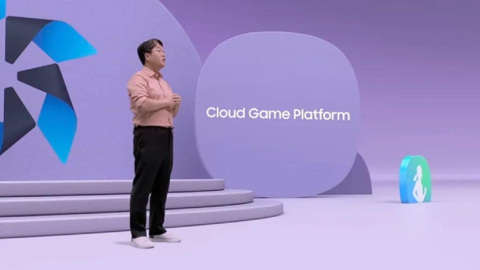 Cloud Game Platform