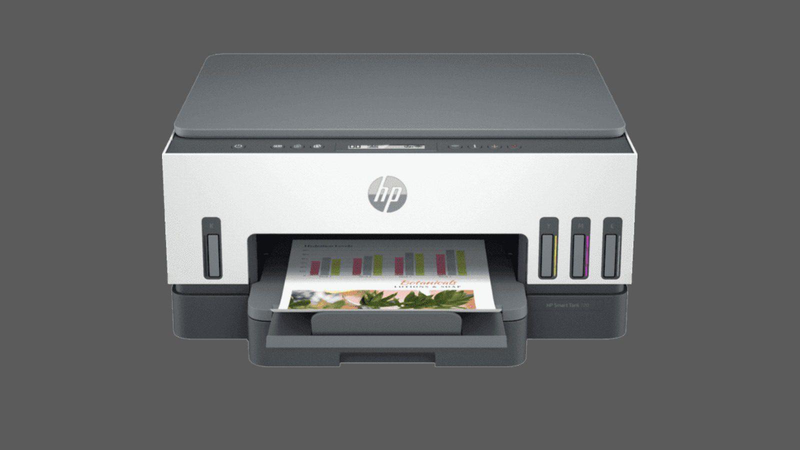 HP smart tank printer