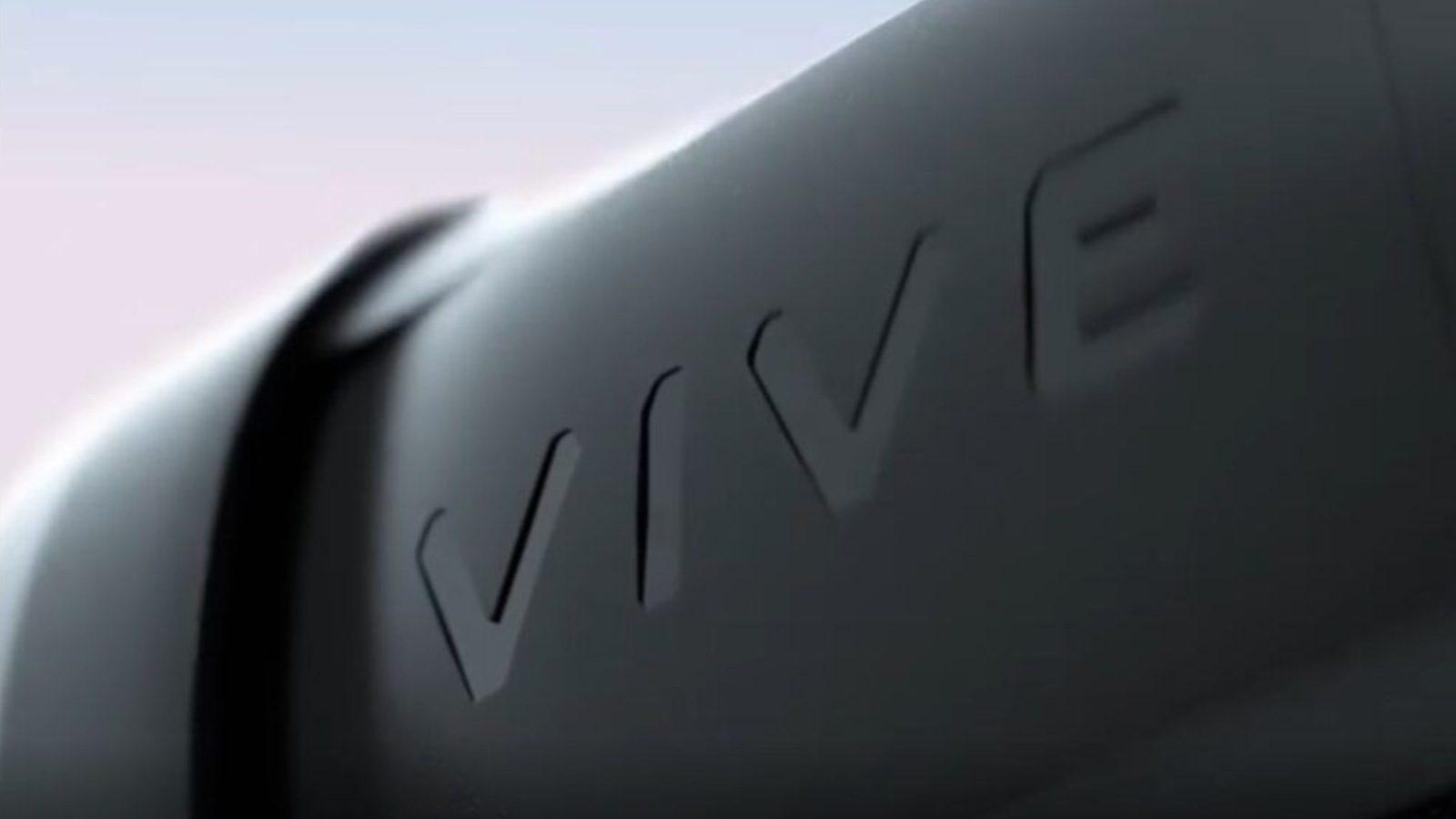 HTC vive teaser