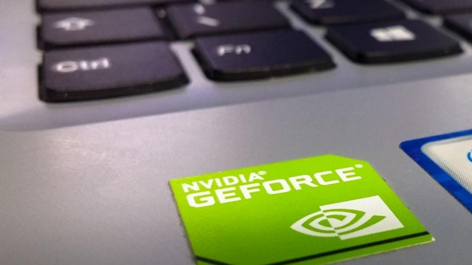 Nvidia GeForce Chip