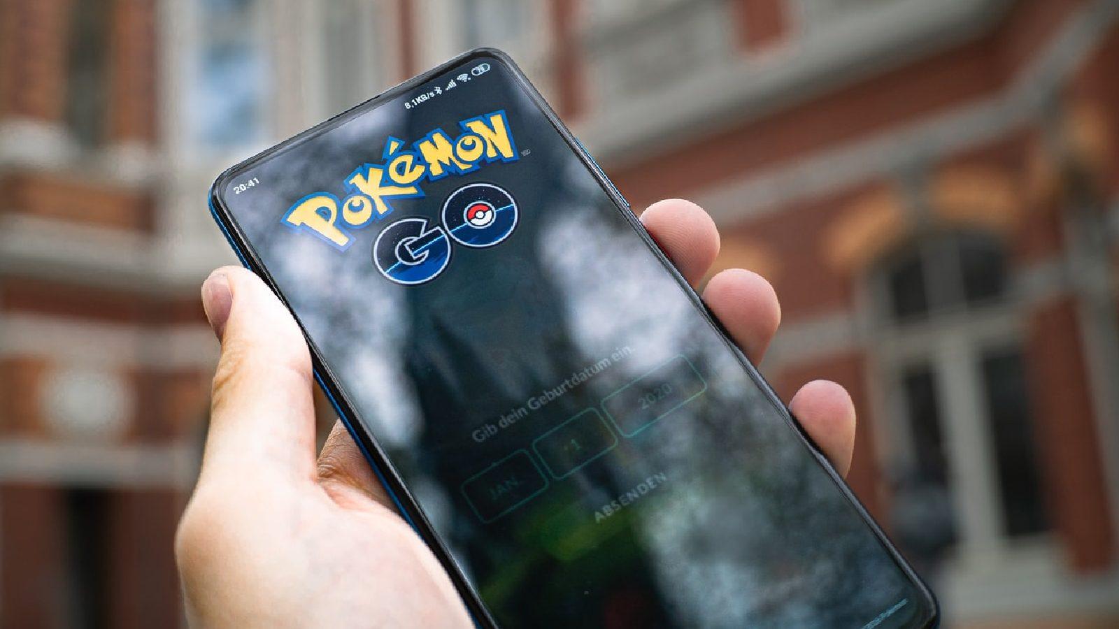 Pokemon Go issue