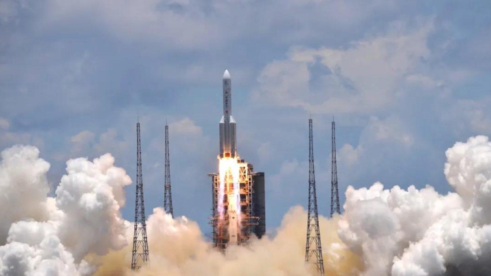 Solid Propellant Rocket Engine