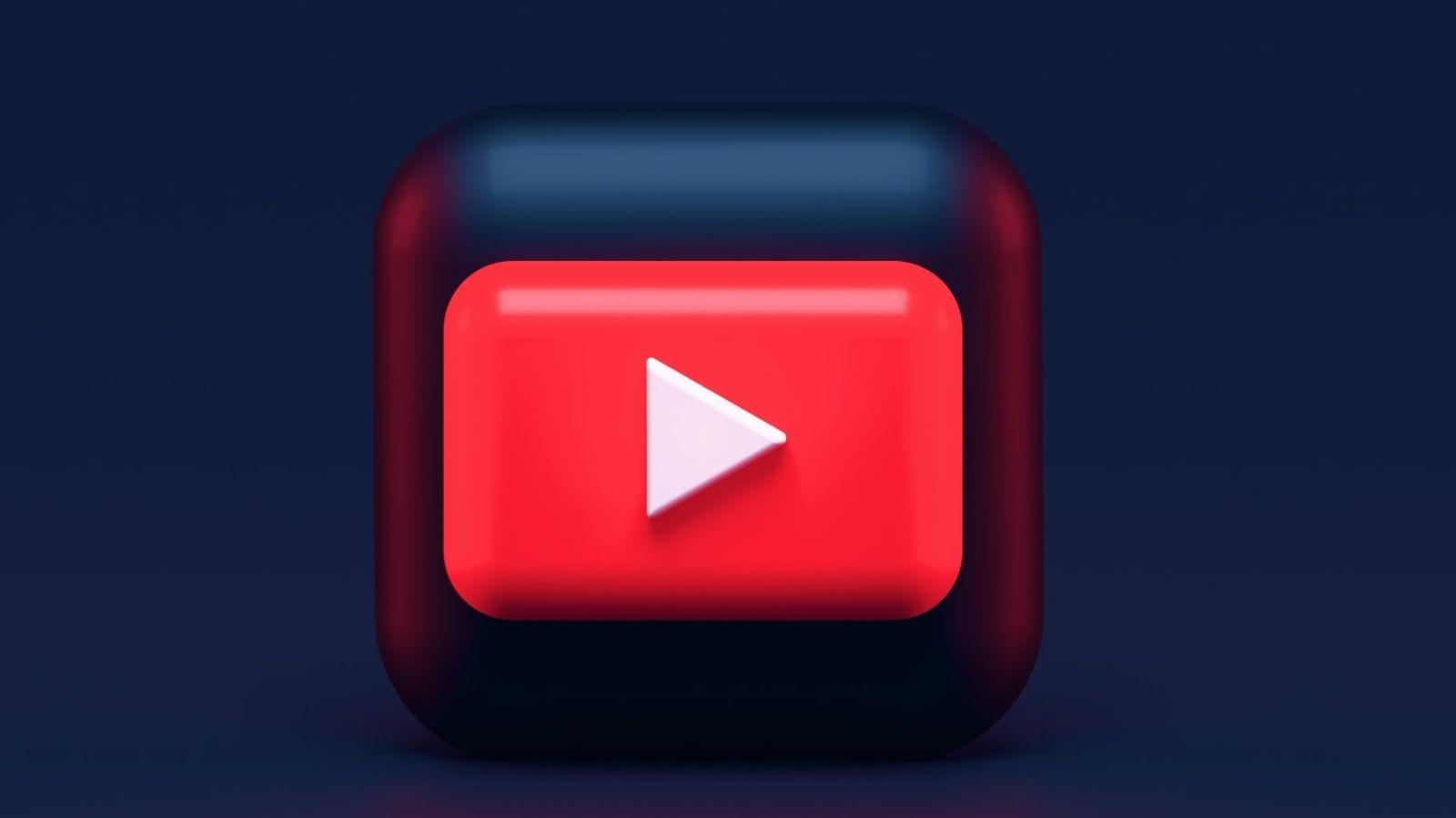 YouTube 3D IconYouTube 3D Icon